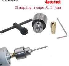 Mini Micro Small Electric Aluminum Hand Portable Handheld Drill Chuck DC 5V