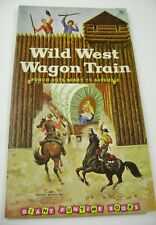 VTG PAPER TOY DOLLS 1957 COWBOYS GOLDEN FUNTIME PUNCH BOOK UNUSED!!! giant