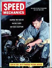 Speed Mechanics Magazine Dec./Jan. 1955 Olds 88 EX No ML 052117nonjhe
