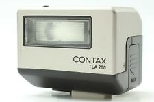 [Mint] Contax TLA 200 Argento Scarpa Supporto Flash Per G1 G2 Gamma Cerca Da
