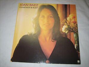 Joan Baez   Diamonds & Rust   A&M Records  393 233-1   LP Album  33rpm