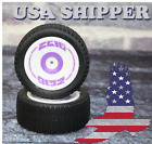 2 Pcs Wheels and Tires WLtoys 144001 124018 124019 - 1826  Spare RC Car Parts