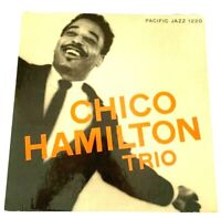 Chico Hamilton Trio LP