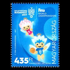 Hungary 2017 - FINA World Aquatics Championships Swimming Sports - MNH