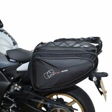 Oxford Motorcycle Bike Heat Resistance Luggage Panniers Expandable Black 60 L