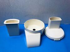 Sunbeam Oskar Mini Food Processor Flow Bowl, Lid  And Pusher 14081 Replacement