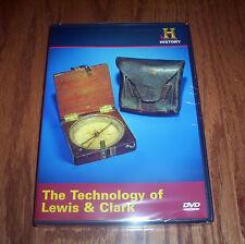 THE TECHNOLOGY OF LEWIS & CLARK Guns Equipment Gun Tools HISTORY CHANNEL DVD