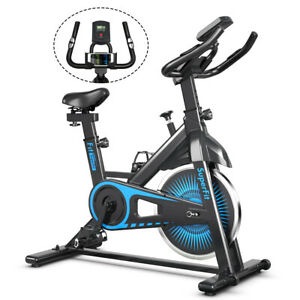 Spin Bike Exercise Bike Flywheel Stationary Bike Home Gym Cardio Fitness