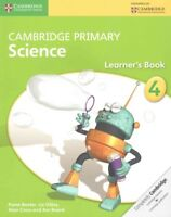 Cambridge Primary Science 4 Learner's Book, Paperback by Baxter, Fiona; Dille...