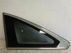 2014 2015 Acura MDX PASSENGER SIDE QUARTER GLASS WINDOW ORIGINAL 73511-TZ5-A01