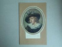 """Retrato Oval Por Fragonard """"Joven Hombre Para El Collarette"""""""