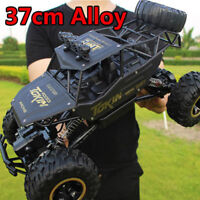 1/12 RC Car Remote Control Vehicle 2.4Ghz Electric Monster Buggy 4WD Off-Road