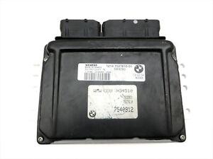 Steuergerät SG Motorsteuergerät für Mini Cooper R50 01-06 7527610
