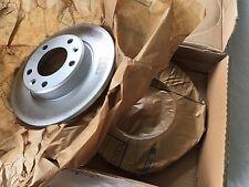 Pair Of Genuine Peugeot Rear Brake Discs 308 1610761980  RRP £86