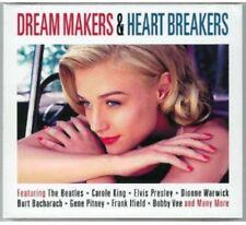Dream Makers & Heart Breakers - 50 Various 2CD NEW/SEALED