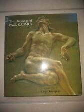 The Drawings of Paul Cadmus Guy Davenport 1dt Edition 1989