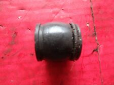 1982 Honda CR 80 CR80 exhaust silencer rubber connector oem