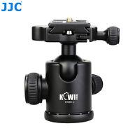 KIWI Photography Camera Tripod Ball Head 360 Degree Fluid Rotation Quick-release