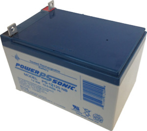 Power-Sonic PS-12120NB Battery, also replaces Contender CTN12-12NB Models