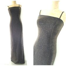 Alex Evenings Gold Prom Dress Size Small Sparkle Evening Gown Formal