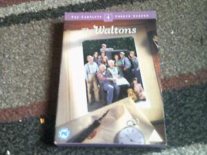 The Waltons Series 4 DVD
