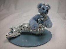 "World of Miniature Bears 3"" Mohair Bear Marilyn #1177 Collectible Bear"