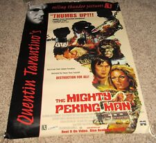 The Mighty Peking Man Goliathon Movie Poster Evelyne Kraft Danny Lee
