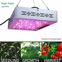 Hydro 1000W LED Grow Light Full Spectrum Hydroponics Veg For Flower Plant Grow