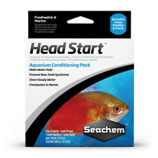Seachem HeadStart Conditioning Prime Stability Clarity 100ml Head Start Fast Del