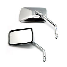 A Pair Rear View Mirrors For Honda CB 250 750 CMX250C VLX 600 VTX 1300 1800 C