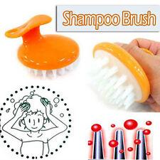 Scalp Massager Anti dandruff Shampoo brush Head Hair Loss Prevention Stimulator