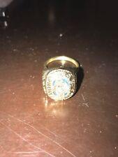 Replica1989 Detroit piston Championship Ring on key chain