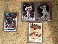 2019 Topps and Bowman Vladimir Guerrero Jr Rookie Card Lot NNO SP and others
