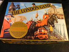 The London Game from Seven Towns Games (1972) Vintage London Subway Board Game