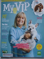 Linda Robson Loose women Birds of a feather My VIP magazine