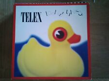 TELEX - Looney Tunes - LP VINYL 1988 -Classic German Techno (Promo Copy) *RARE*
