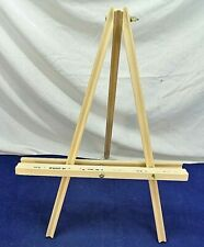 TABLE-TOP PAINTER'S EASEL, WOOD