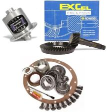 GM Chevy 12 Bolt C10 Truck 3.73 Ring and Pinion Duragrip Posi Excel Gear Pkg