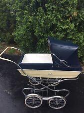 Antique 1960's BILT-RITE PARK AVE Baby Carriage Excellent Condition