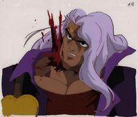 Jojo's Bizarre Adventure Anime Cel Animation Art Vanilla Ice Hirohiko Araki 1993