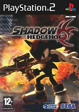 Shadow The Hedgehog Sony PlayStation 2 Ps2 CIB Tested
