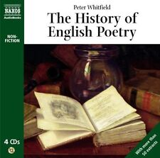 Peter Whitfield - History of English Poetry [New CD]