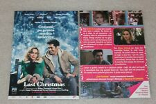 Last Christmas (2019) - Polish promo FLYER - ULOTKA