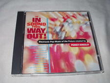 PERREY-KINGSLEY The In Sound from Way Out! (1966) CD Electronic Moog Vanguard