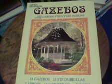 Sun Designs Gazebos and other garden structure designs by Janet A. Strombeck s41