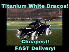 [XBOX] Rocket League Titanium White TW Draco Wheels CHEAPEST *Trusted Seller*