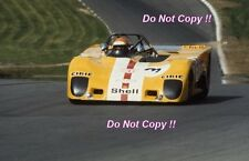 Chris Craft Ecurie Bonnier Lola T280 BOAC 1000 Km's 1972 Photograph