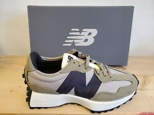 New Balance 327 Covert Green Suede Running and Jogging Sneaker for Women