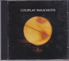 Coldplay-Parachutes cd album