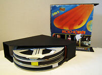 UfA 337-1, Super 8 Color, Ton, 3 x 110 m, Ufo / Psycho-Bomben, 1979, selten!